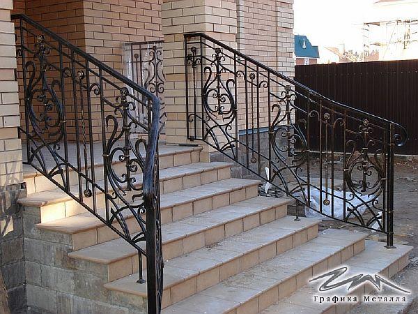 Перила для лестницы ХК-ПР-101