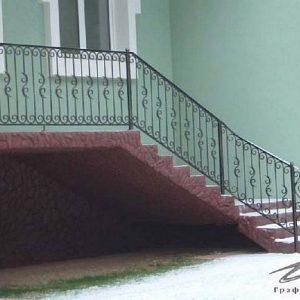 Перила для лестницы ХК-ПР-102