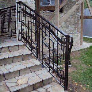 Перила для лестницы ХК-ПР-103