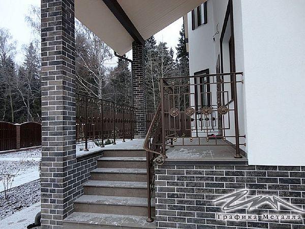 Перила для лестницы ХК-ПР-104