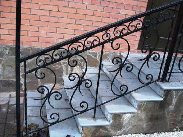 Перила для лестницы ХК-ПР-11