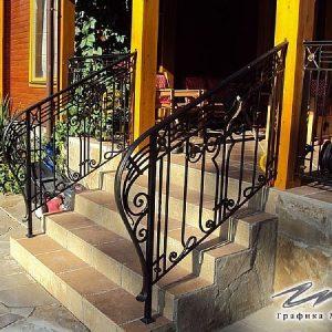 Перила для лестницы ХК-ПР-110