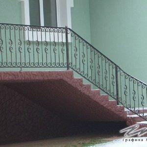 Перила для лестницы ХК-ПР-111