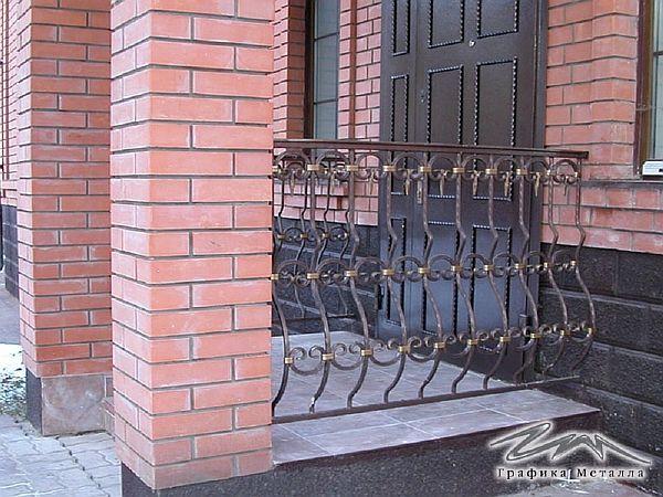 Перила для лестницы ХК-ПР-118