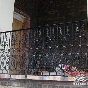 Перила для лестницы ХК-ПР-119