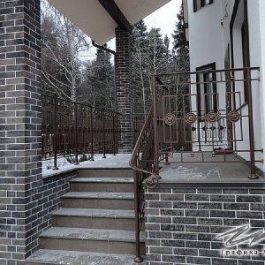 Перила для лестницы ХК-ПР-120
