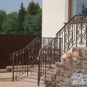 Перила для лестницы ХК-ПР-125