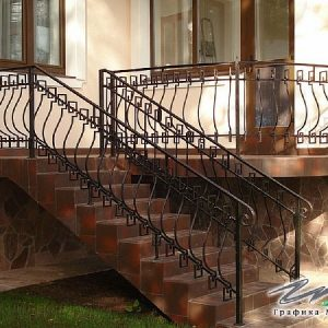 Перила для лестницы ХК-ПР-127