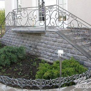 Перила для лестницы ХК-ПР-128