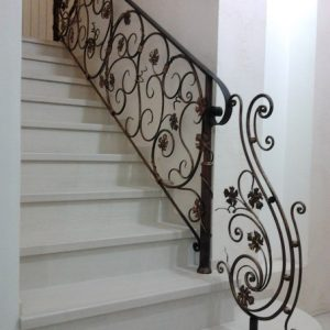 Перила для лестницы ХК-ПР-13