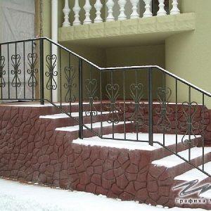 Перила для лестницы ХК-ПР-130