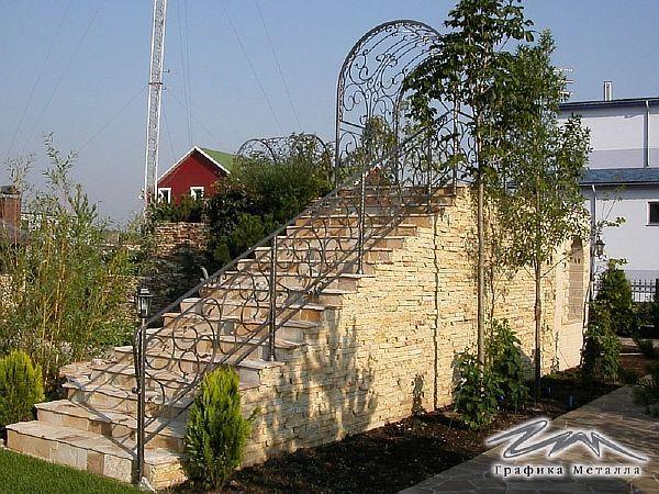 Перила для лестницы ХК-ПР-132