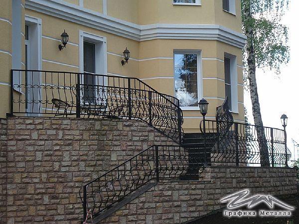 Перила для лестницы ХК-ПР-133