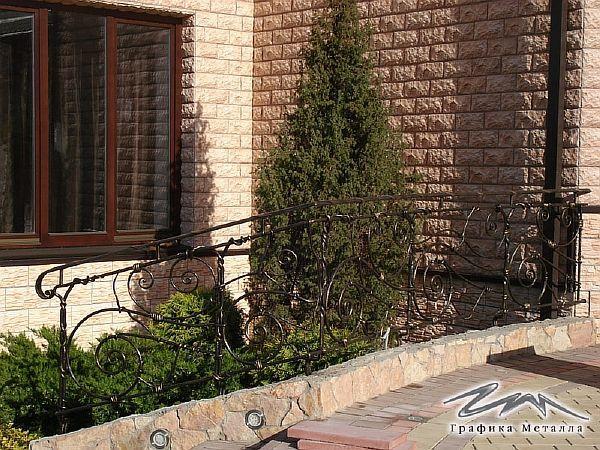 Перила для лестницы ХК-ПР-136
