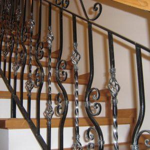 Перила для лестницы ХК-ПР-15