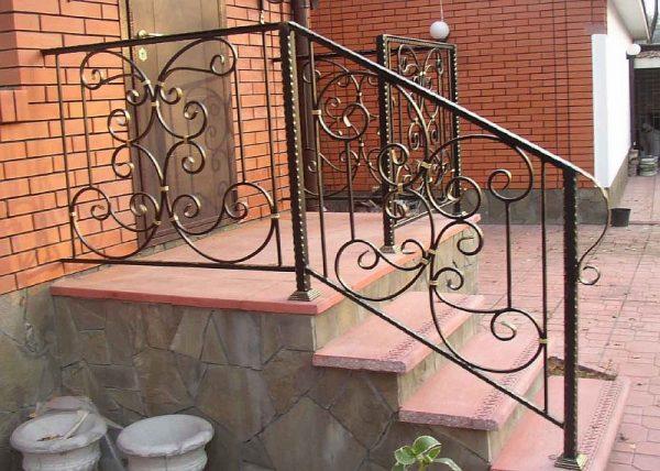 Перила для лестницы ХК-ПР-16