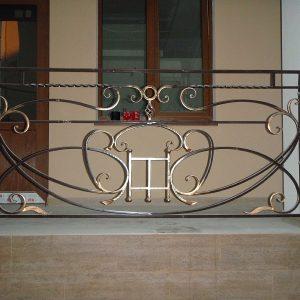 Перила для лестницы ХК-ПР-20