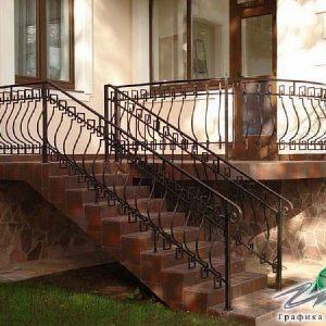 Перила для лестницы ХК-ПР-22