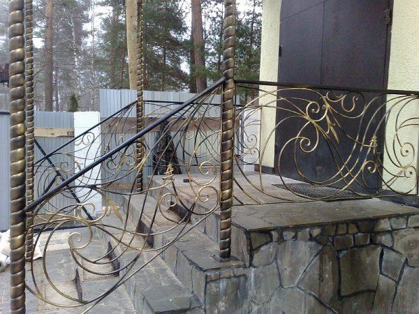 Перила для лестницы ХК-ПР-23