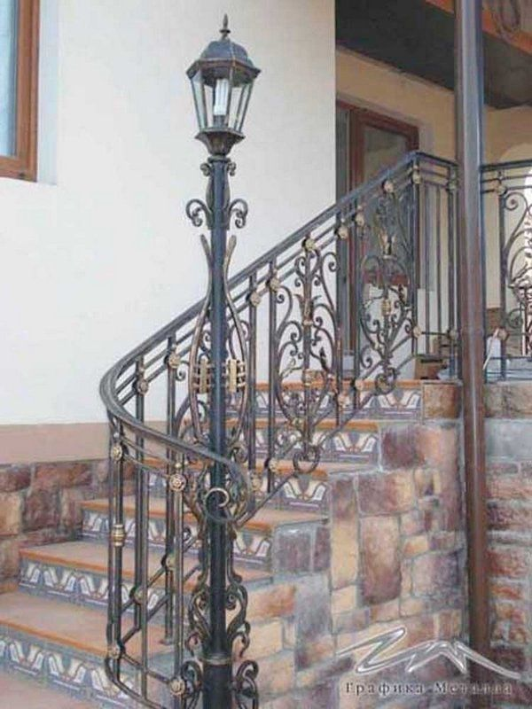 Перила для лестницы ХК-ПР-24