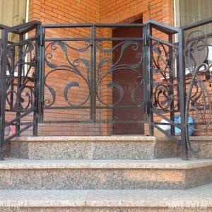 Перила для лестницы ХК-ПР-25