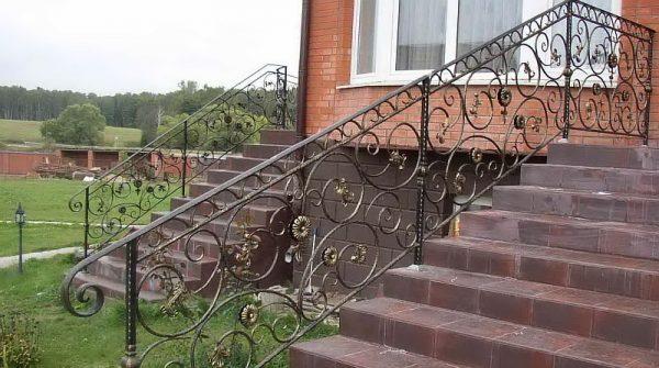 Перила для лестницы ХК-ПР-29
