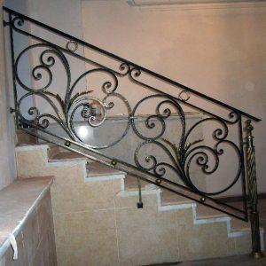 Перила для лестницы ХК-ПР-3