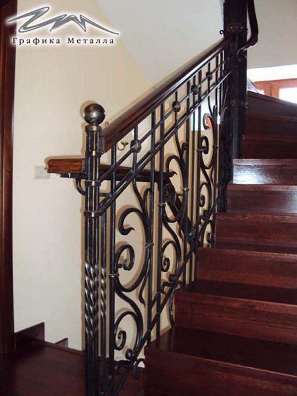 Перила для лестницы ХК-ПР-34