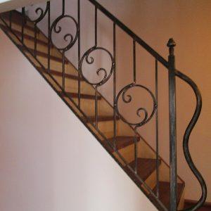 Перила для лестницы ХК-ПР-36