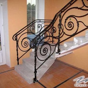 Перила для лестницы ХК-ПР-37
