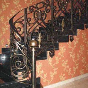 Перила для лестницы ХК-ПР-39