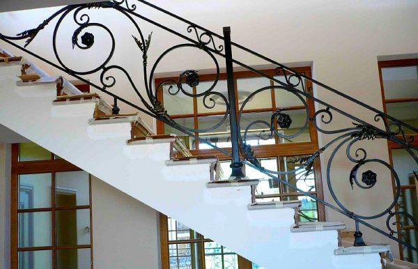 Перила для лестницы ХК-ПР-43