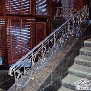 Перила для лестницы ХК-ПР-44