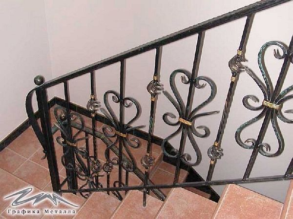 Перила для лестницы ХК-ПР-48