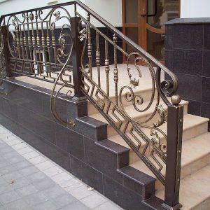 Перила для лестницы ХК-ПР-49