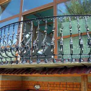 Перила для лестницы ХК-ПР-5