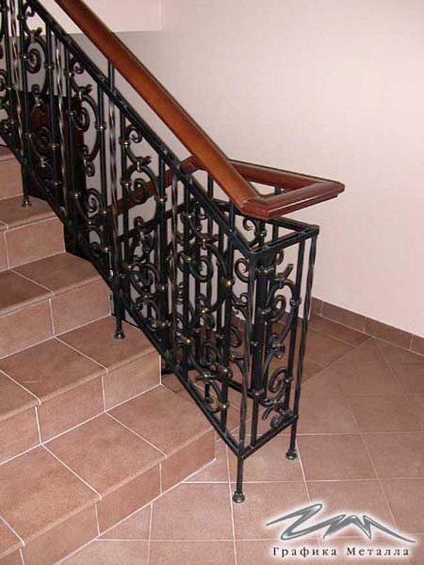 Перила для лестницы ХК-ПР-58