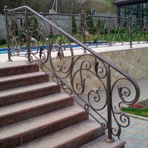 Перила для лестницы ХК-ПР-65