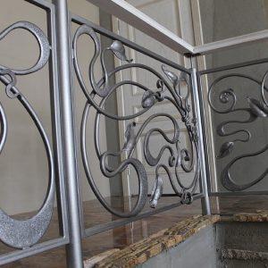 Перила для лестницы ХК-ПР-71
