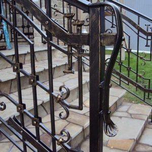 Перила для лестницы ХК-ПР-73