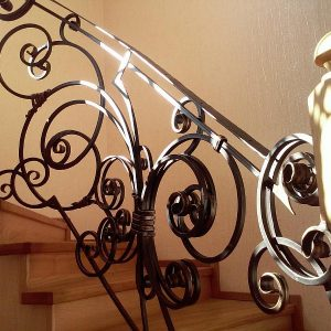 Перила для лестницы ХК-ПР-74