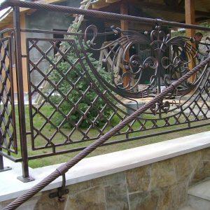Перила для лестницы ХК-ПР-76