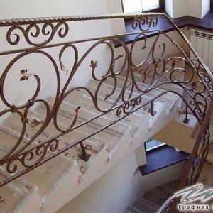 Перила для лестницы ХК-ПР-77
