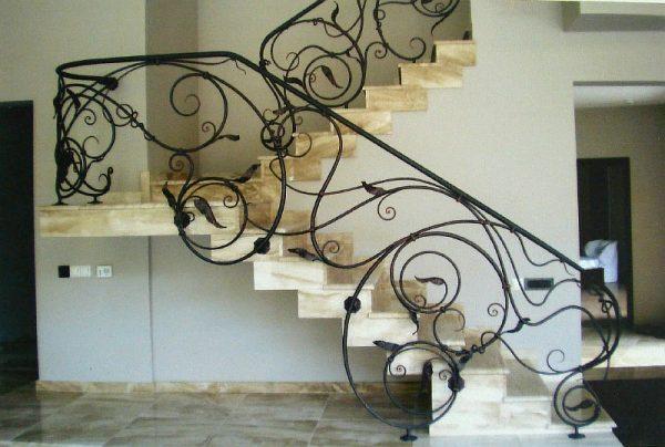 Перила для лестницы ХК-ПР-8