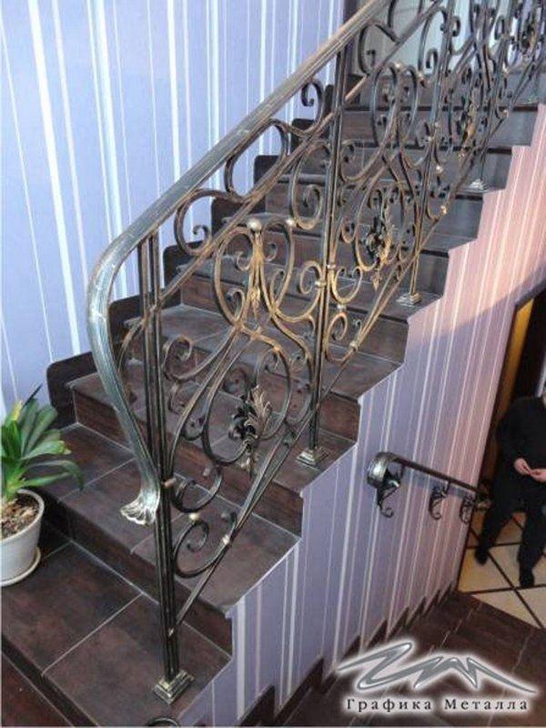 Перила для лестницы ХК-ПР-81