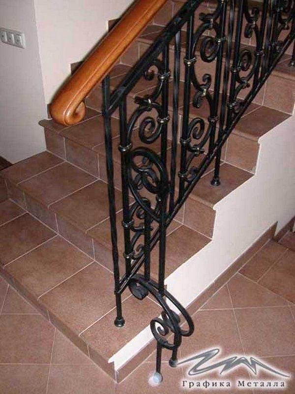 Перила для лестницы ХК-ПР-84