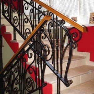 Перила для лестницы ХК-ПР-85