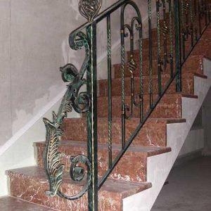Перила для лестницы ХК-ПР-89