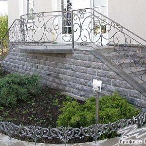 Перила для лестницы ХК-ПР-90