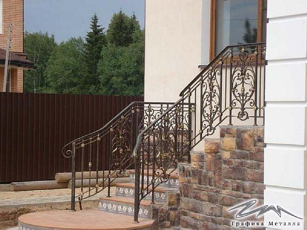 Перила для лестницы ХК-ПР-93